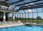 Best pool cage design & construction company