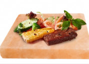Buy himalayan salt cooking plate which is made up