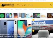 Webhiggs magazine - latest digital & tech news