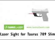 Laser sight for taurus 709 slim