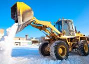 Kaplan snow removal ingleside