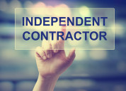 Get independent contractor services that can rely