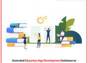 Top unique education app development company usa