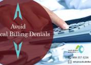 Avoid medical billing denials
