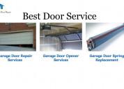 Garage door spring repair service in clermont fl