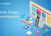 Dedicated website design and development company c