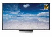 Sony xbr75x850d led 4k hdr ultra hdtv with wi-fi