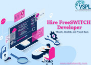 Hire dedicated freeswitch developers in usa - vspl