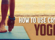 Know about use of crystals for yoga
