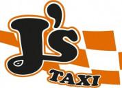 Local taxi company