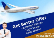 Book united airlines tickets & flight reservations