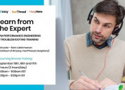 Java performance & troubleshooting training