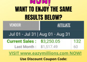 Earn $1000 or more every single day
