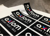 Axiom print - printing services in glendale ca