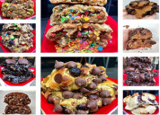 Looking online bakery to order cookie dough | cook