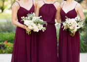 Best bridesmaid dresses shop in walnut creek