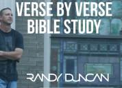 Randy duncan christian speaker knoxville tn