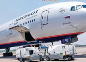 Aeroflot airlines tickets to india