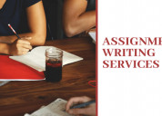 High quality assignment writers are available