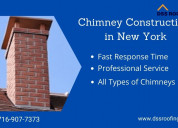 Chimney construction company in new york