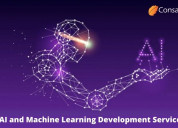 Ai and machine learning development services