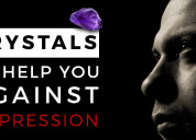 Crystal to come out of depression