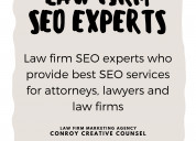 Best law firm seo experts in usa