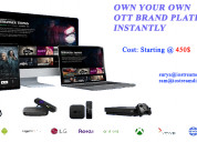 Own your own ott brand platform instantly