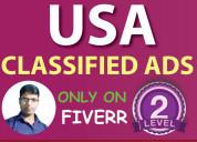Usa classified ads