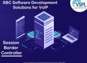 Session border controller software development sol