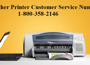 Brother printer customer service number