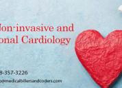 Invasive, non-invasive & interventional cardiology