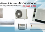 Take quality services from ac repair hollywood