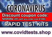 Coronavirus (covid-19) testing  save your life