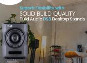 Fluid audio ds8 desktop stands