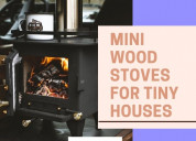 Shop perfect mini wood stoves for tiny houses
