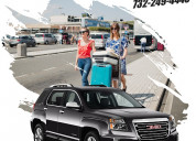 Hire airport taxi limo service somerset county nj