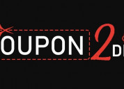 Coupon2deal: the best coupons, deals, promo codes