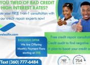 Free credit repair consultation! spokane