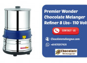 Buy premier chocolate refiner machine – online