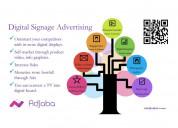 Diy digital signage advertising – earn advertising