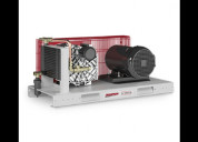 Rotary screw air compressors | 2 hp - 400 hp | eve