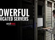 Powerful dedicated server