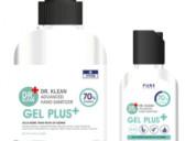Ethanol hand sanitizer | ppe kit material