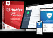 Mcafee.com/activate | download, install and activa