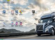 Heavy duty truck code reader