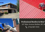Professional roofers in new york ||roof