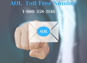 Aol toll free number 1-800-358-2146
