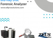 Zeus inspector cd dvd blu-ray disc forensic analyz