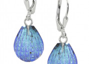 Shop now sterling silver scallop earrings from lei